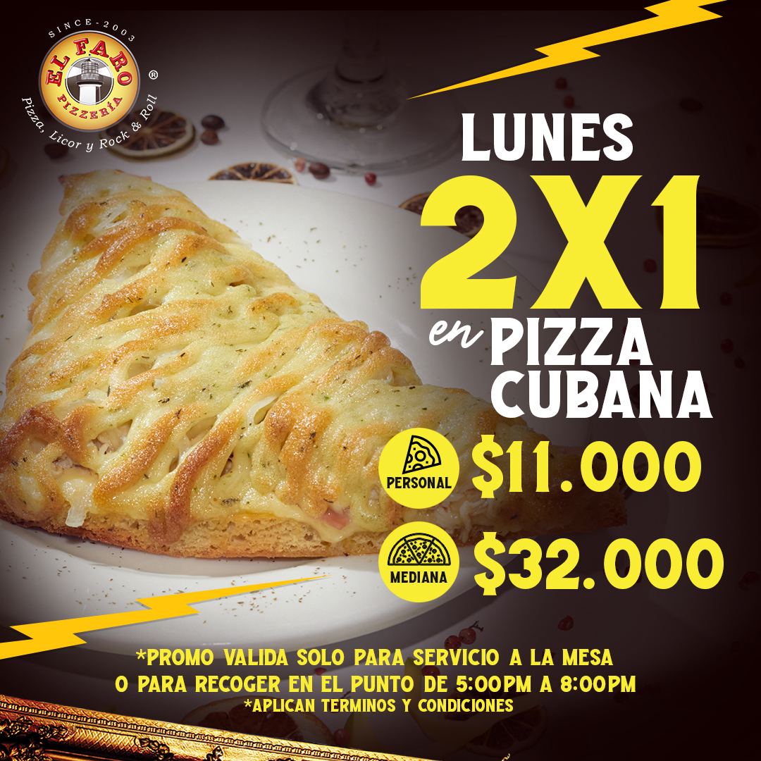 12--2X1---LUNES-PIZZA-CUBANA-SQ